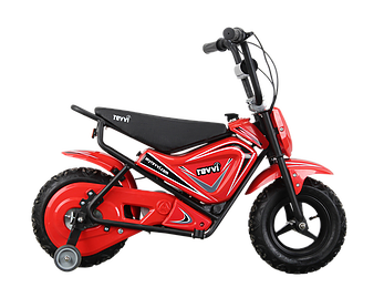 NOW IN STOCK – REVVI KIDS ELECTRIC BIKES